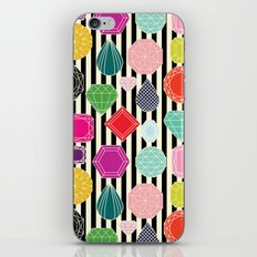 Gems #2 iPhone & iPod Skin