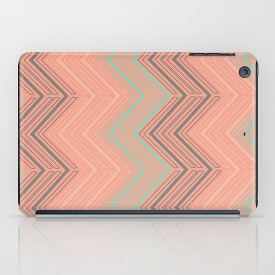 Soft Chevron iPad Case