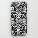 pandamask iPhone & iPod Case