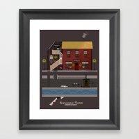 Sweeney Todd  Framed Art Print