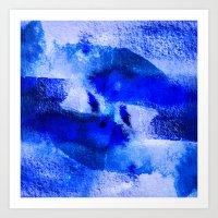 Zodiac Signs Pisces Art Print