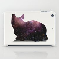 Willow the Galaxy Cat! iPad Case