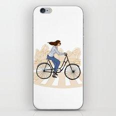 Street stripes iPhone & iPod Skin