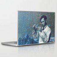 Laptop & iPad Skin featuring THE ALCHEMIST by Julia Lillard Art