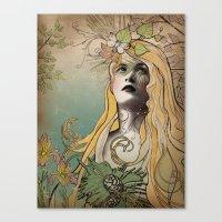 Anastasia Canvas Print