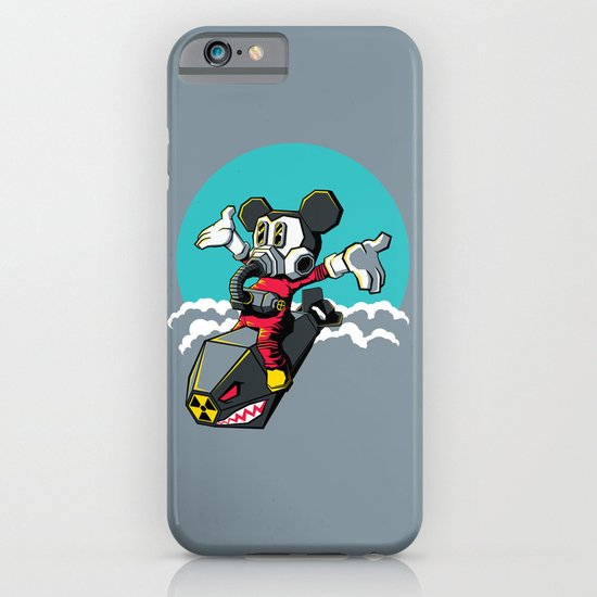 Dr. Strangemouse iPhone & iPod Case