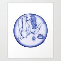 BIC Love #2 Art Print