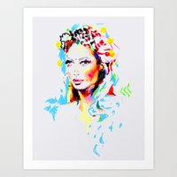 Sunbreeze Art Print