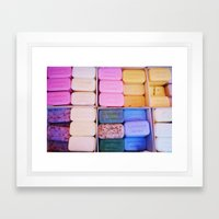 Wash Your Eyes Out With … Framed Art Print