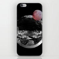 Echo The Sun iPhone & iPod Skin