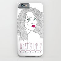 What's Up ? iPhone 6 Slim Case