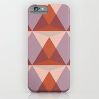 iPhone & iPod Case featuring Midcentury Pattern 08 by BLKSPC