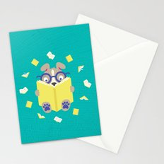 Curiosity Time Stationery Cards