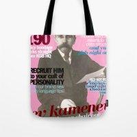 COSMARXPOLITAN, Issue 11 Tote Bag