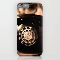 iPhone & iPod Case featuring Rotations by The Dreamery