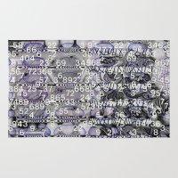 Post-Digital Tendencies Emerge (P/D3 Glitch Collage Studies) Rug
