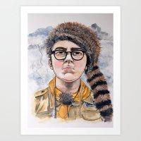 Sam S Art Print