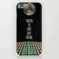 iPhone & iPod Case featuring Truth is not out there... it's within. by Deepti Munshaw