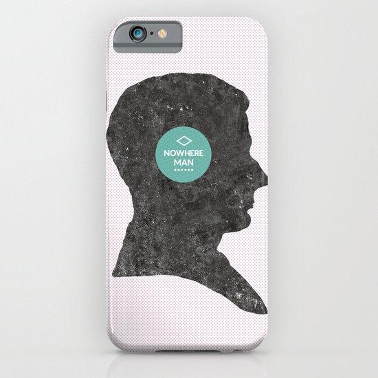 Nowhere Man. iPhone & iPod Case