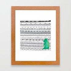 OS Framed Art Print