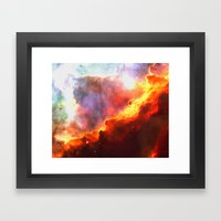 The Mage Framed Art Print