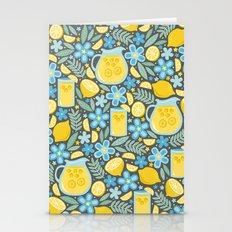 Evening Glass of Lemonade Stationery Cards