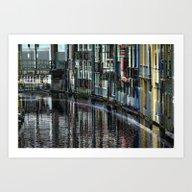 Amsterdam 5 Art Print