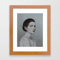 240 Framed Art Print
