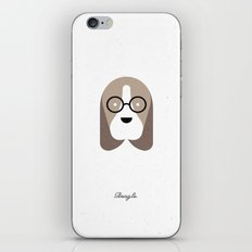 Pedigree: Beagle iPhone & iPod Skin