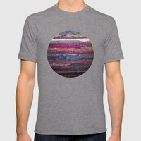 The Magic Carpet Mens Fitted Tee Tri-Grey SMALL