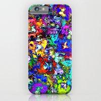 Monsters in my Head iPhone 6 Slim Case