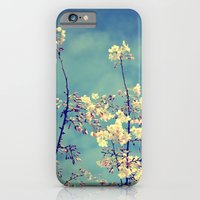 Blossoms On Blue Sky iPhone 6 Slim Case