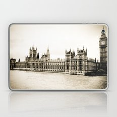 Big Ben and the Houses of Parliament  Laptop & iPad Skin