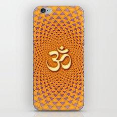 Lotus / Namaste  iPhone & iPod Skin