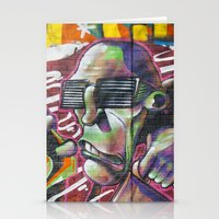 Bristol Graffiti 02 Stationery Cards