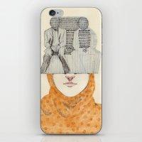 The Two iPhone & iPod Skin