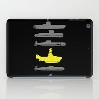 Know Your Submarines iPad Case