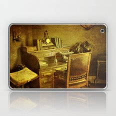 Grandpa's Desk Laptop & iPad Skin