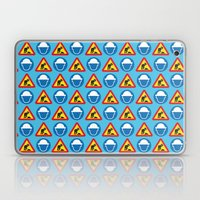 Beastie Boys Texture Laptop & iPad Skin