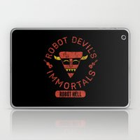 Bad Boy Club: Robot Devi… Laptop & iPad Skin