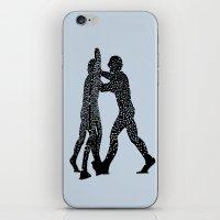 Molecule Man iPhone & iPod Skin