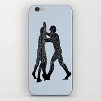 Molecule Man iPhone & iPod Skin