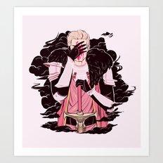Guilt Art Print