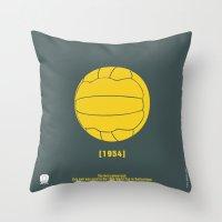 1954 Throw Pillow
