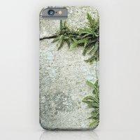 echapée de vert iPhone 6 Slim Case