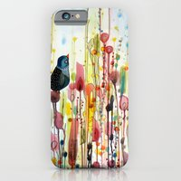 iPhone & iPod Case featuring jour ordinaire by sylvie demers