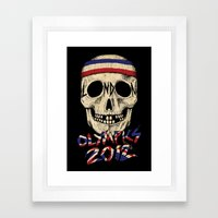 London Olympics 2012 Framed Art Print
