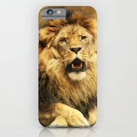 iPhone & iPod Case featuring The King by Angela Dölling, AD DESIGN Photo + Photo