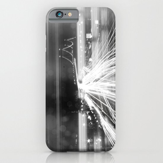 The Night Vibes Electric iPhone & iPod Case