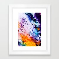 Sickle Framed Art Print